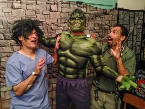 Jersey Jim's Halloween Magic Show